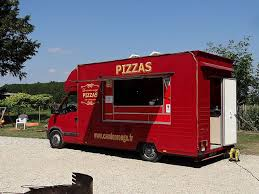 Assurance camion pizza